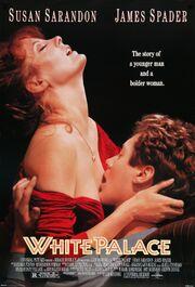 1990 - White Palace Movie Poster