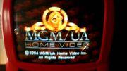 MGM UA Home Video Copyright Screen (2004)