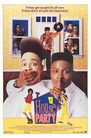 1990 - House Party Movie Poster