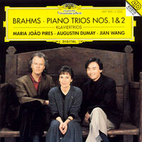 Brahms piano trios 1 2