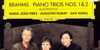 Maria Joao Pires/Augustin Dumay/Jian Wang - Brahms: Piano Trios Nos. I & II