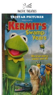 Kermits Swamp Years Poster (Pacific Theatres Print)