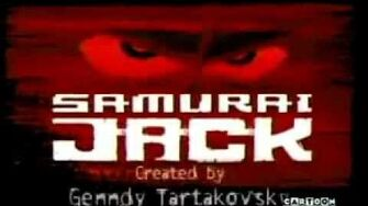 Samurai Jack (Seasons 1-4) Intro