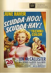 1948 - Scudda-Hoo Scudda-Hay DVD Cover (2014 Fox Cinema Archives)