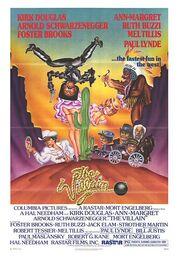 1979 - The Villain Movie Poster