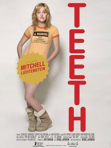 File:2007 - Teeth Movie Poster.jpg