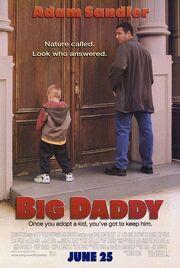 1999 - Big Daddy Movie Poster