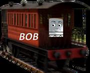 Looie's coach, Bob