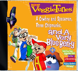 VeggieTunes 3 Alternative Cover