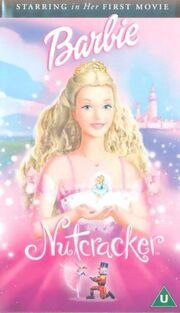 Barbie in the nutcracker uk vhs