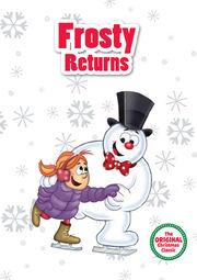 Frosty returns 1992 by lordzelo-d7d0qm2