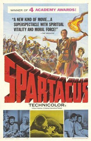 File:1960 - Spartacus Movie Poster -1.jpeg