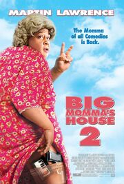 2006 - Big Momma's House 2 Movie Poster