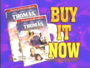 Thomas and the Magic Railroad VHS and DVD Preview