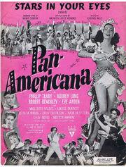 1945 - Pan-Americana Movie Poster