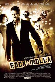 2008 - RocknRolla Movie Poster