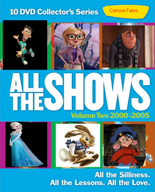 CartoonTales All the Shows Vol. 2