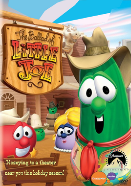 Paramount and Nickelodeon Little Joe Poster