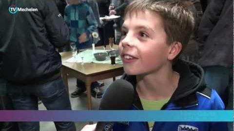 TV Mechelen - Inhuldiging Kunstgrasveld KSC Mechelen