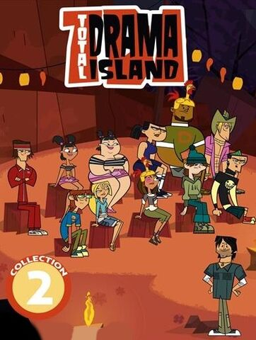 File:Total Drama Island Volume Two VHS.jpg