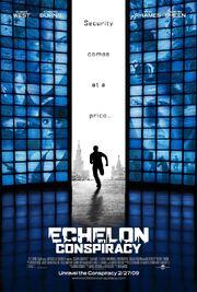 2009 - Echelon Conspiracy Movie Poster