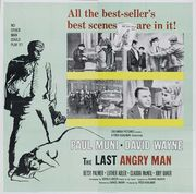 1959 - The Last Angry Man Movie Poster