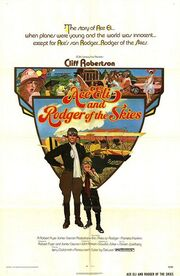 1973 - Ace Eli and Rodger of the Skies Movie Poster