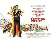 1983 - Octopussy Movie Poster