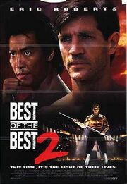 1993 - Best of the Best 2 Movie Poster