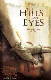 2006 - The Hills Have Eyes Movie Poster -1