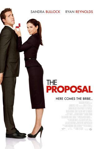 File:2009 - The Proposal Movie Poster.jpg