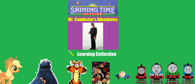Mr. Conductor's Adventures Learning