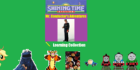 Mr. Conductor's Adventures Learning Collection VHS/DVD ideas