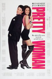1990 - Pretty Woman Movie Poster