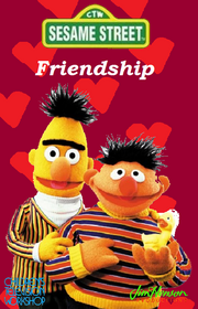 Friendship VHS Cover