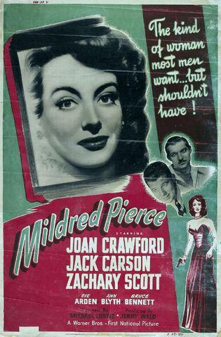 File:1945 - Mildred Pierce Movie Poster.jpeg