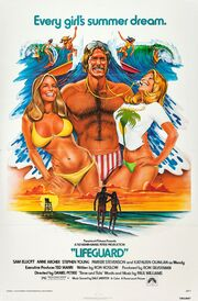 1976 - Lifeguard Movie Poster