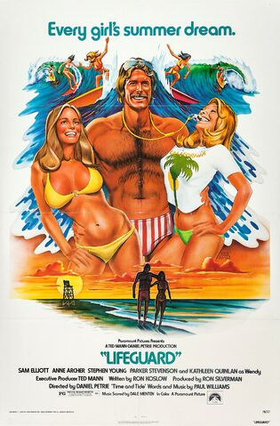 File:1976 - Lifeguard Movie Poster.jpg