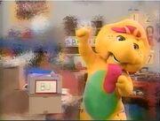 Hats Off to BJ Last Shot on Barney Says Segment