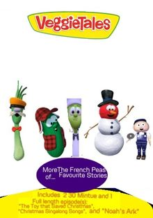 Veggie Tales More of... The French Peas Favorite Stories