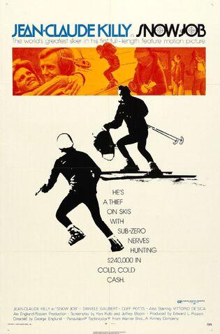 File:1972 - Snow Job Movie Poster.jpg