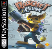 Ratchet and clank for psx by miguelangel5345-d7g1yef