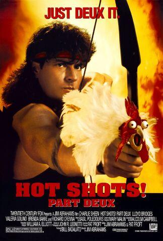 File:1993 - Hot Shots Part Deux Movie Poster.jpg