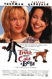 1996 - The Truth About Cats & Dogs Movie Poster