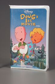 Dougs 1st Movie VHS