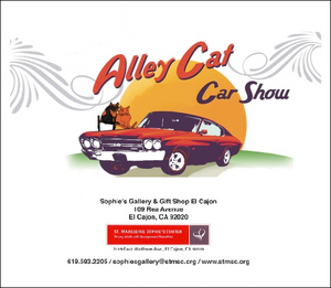 Alleycatcarshow