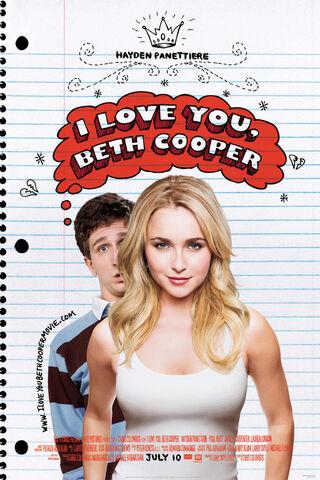 File:I Love You, Beth Cooper (2009).jpg