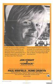 1974 - Conrack Movie Poster