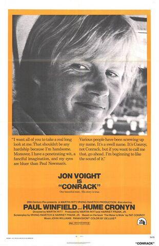 File:1974 - Conrack Movie Poster.jpg