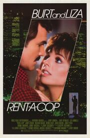 1987 - Rent-a-Cop Movie Poster